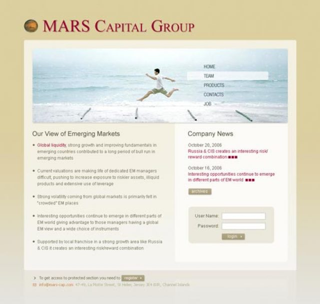 MARS Capital Group