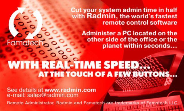 Radmin (Famatech)